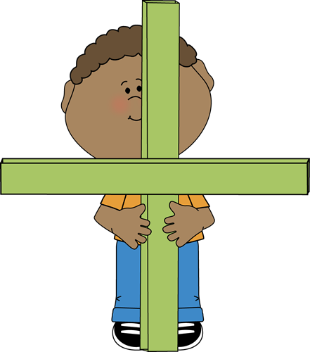 fractions clipart kid