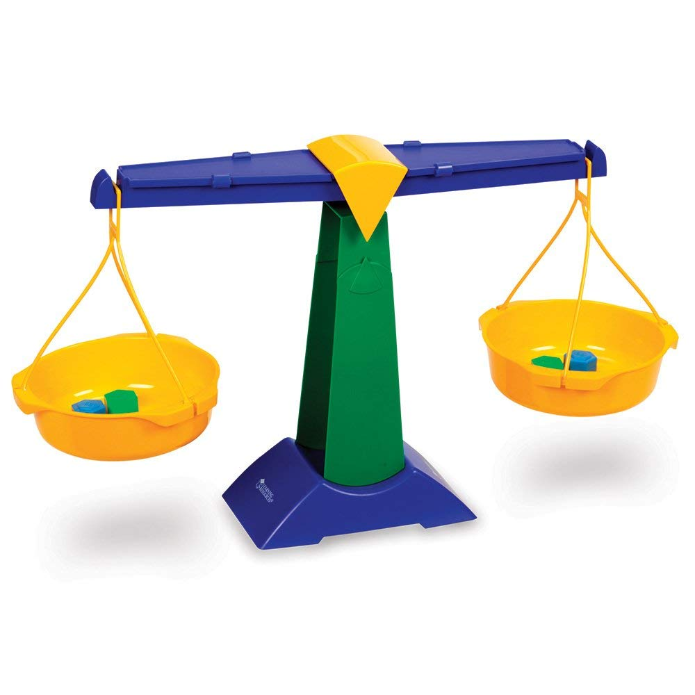 Equal clipart weight balance. Amazon com learning resources