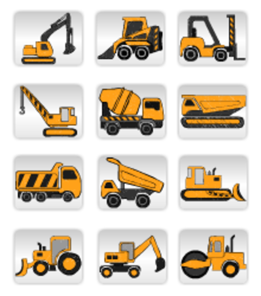 Equipment clipart animated. Construction free images at