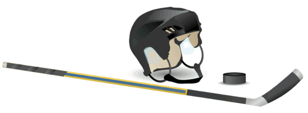 Equipment clipart animated. Hockey and animations a