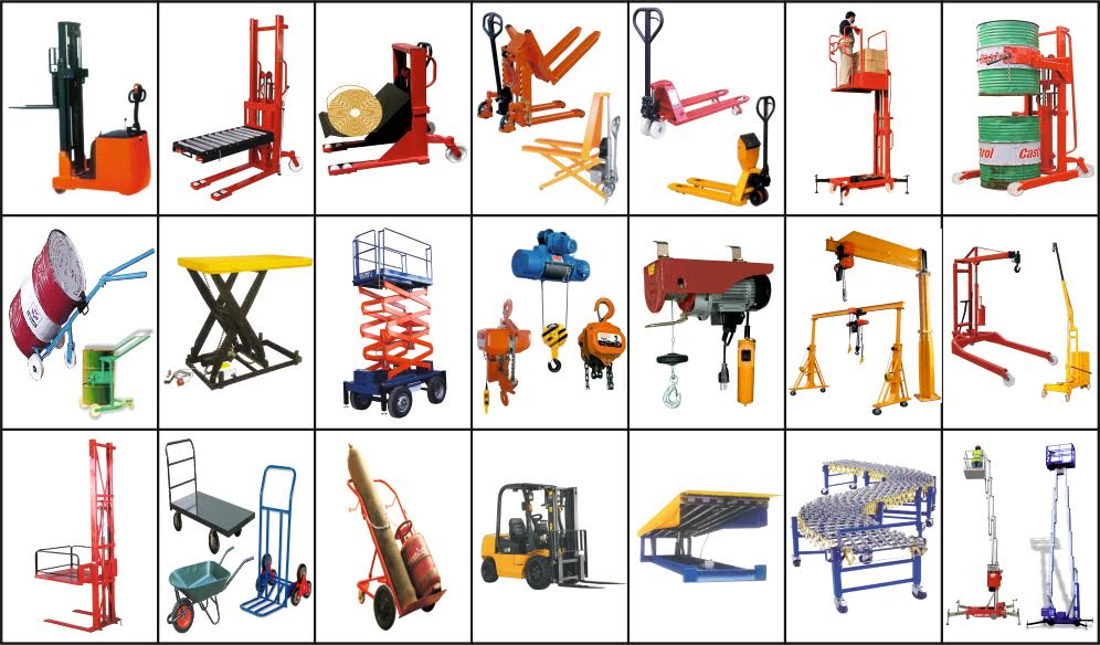 Equipment clipart building equipment. Construction and material handling