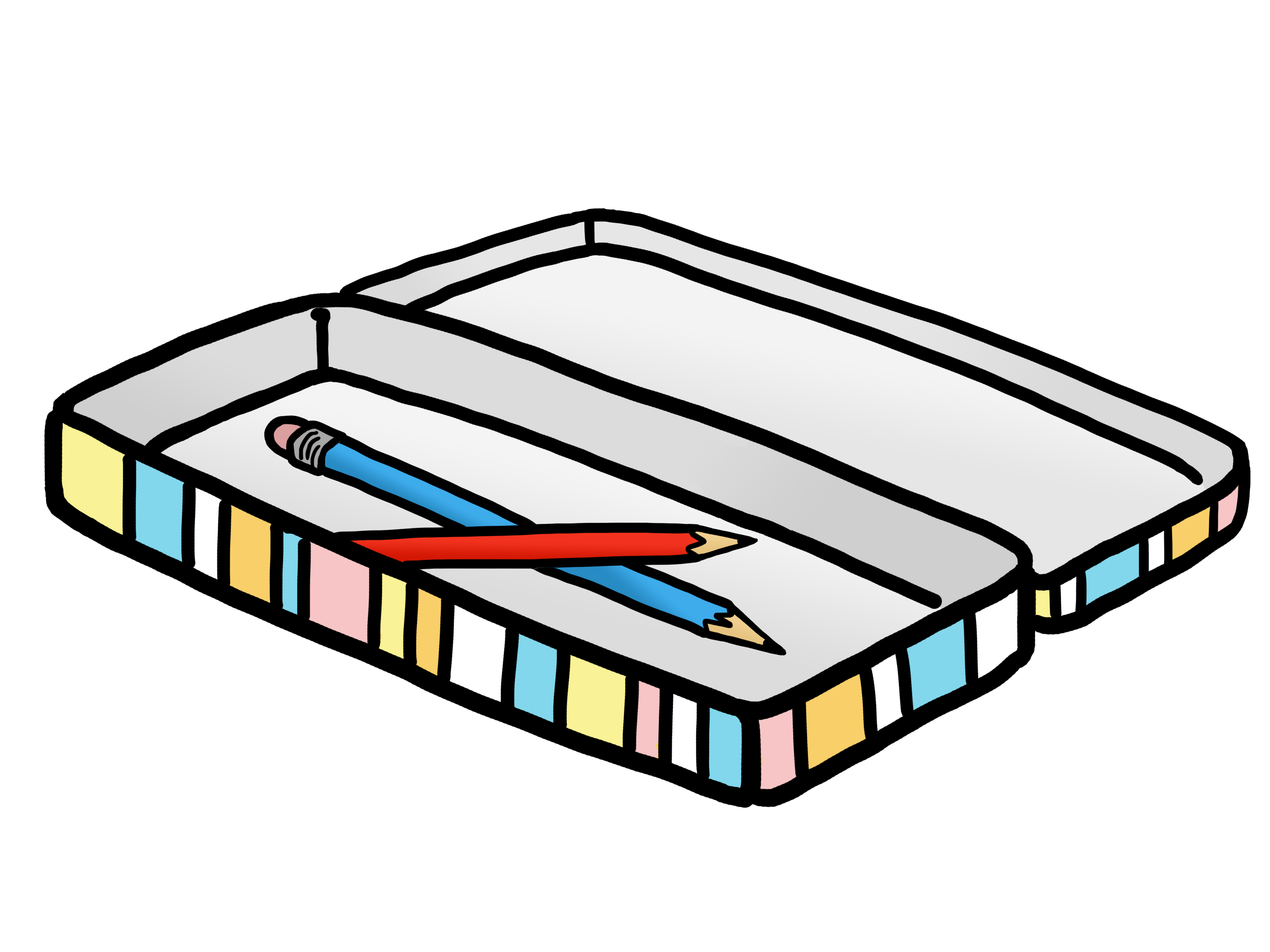 Eraser clipart stationary. Clip art library image