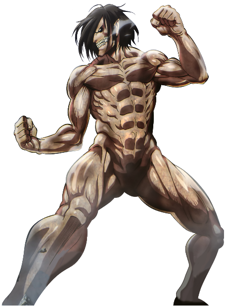 Eren drawing titan form. Squad anime heroes attack