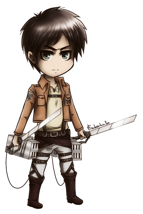 Eren drawing. Yeager attack on titan