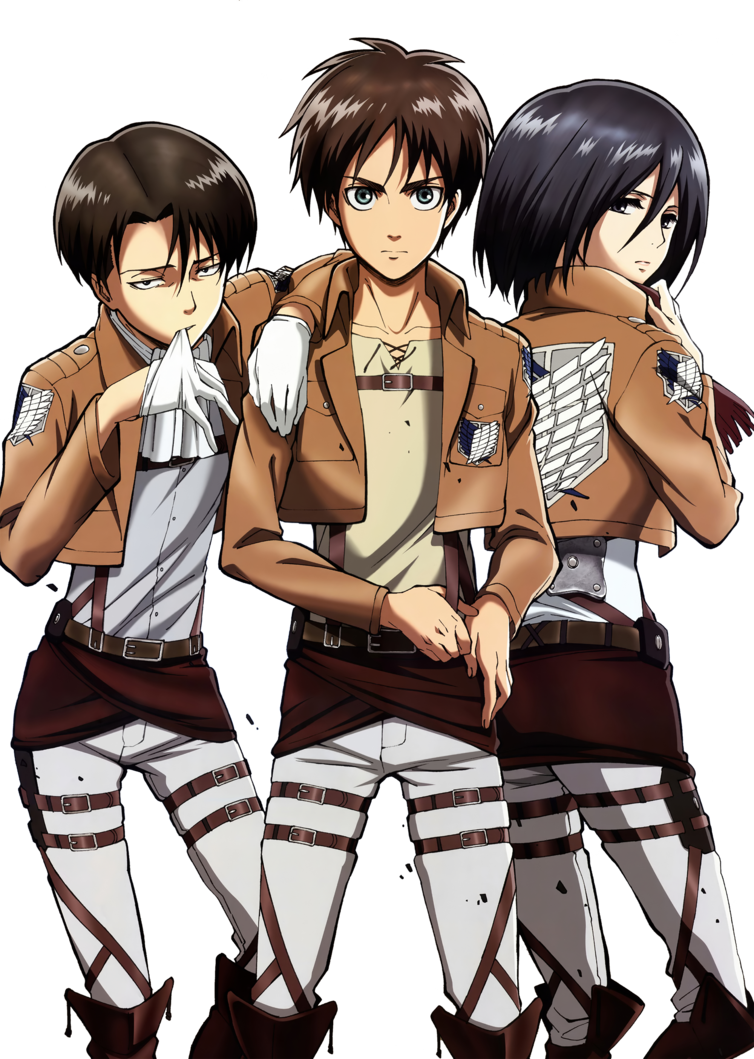 Eren drawing ackerman. Attack on titan shingeki