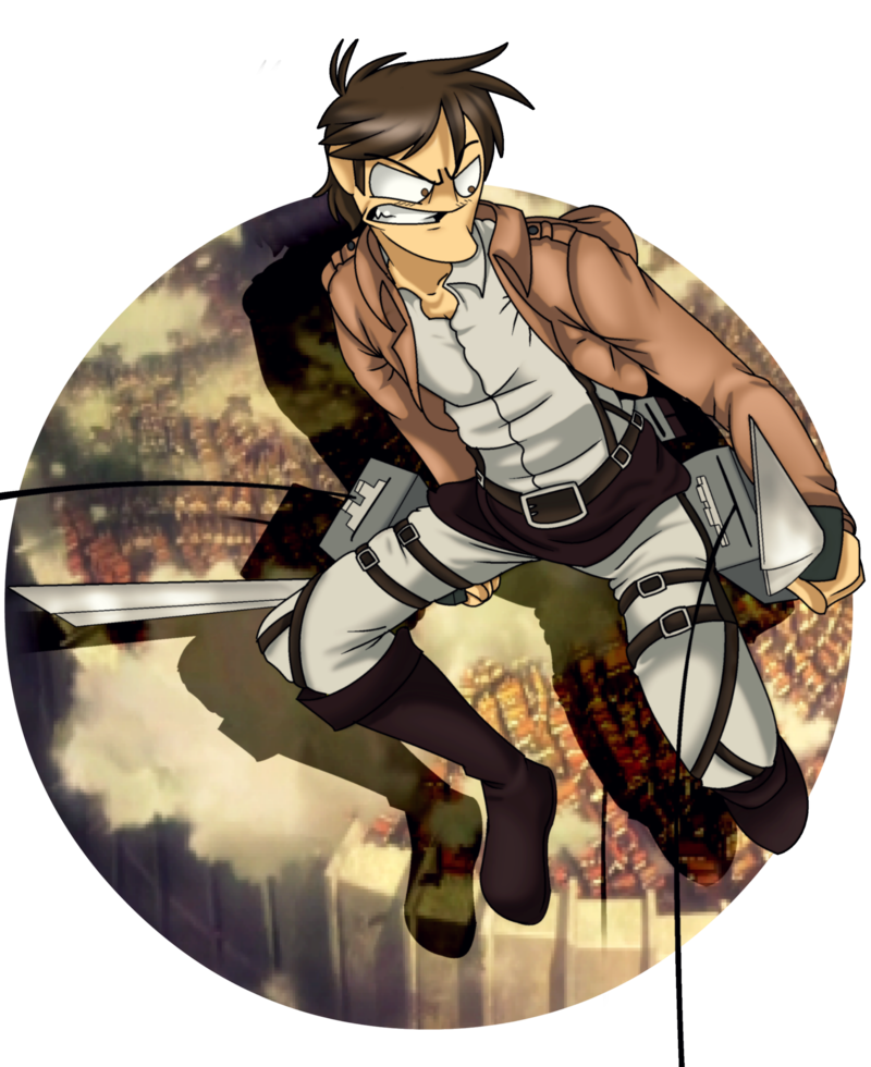 Rage drawing attack on titan eren form. Here have an i