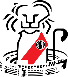 Escudo river plate png. Logo vector eps free