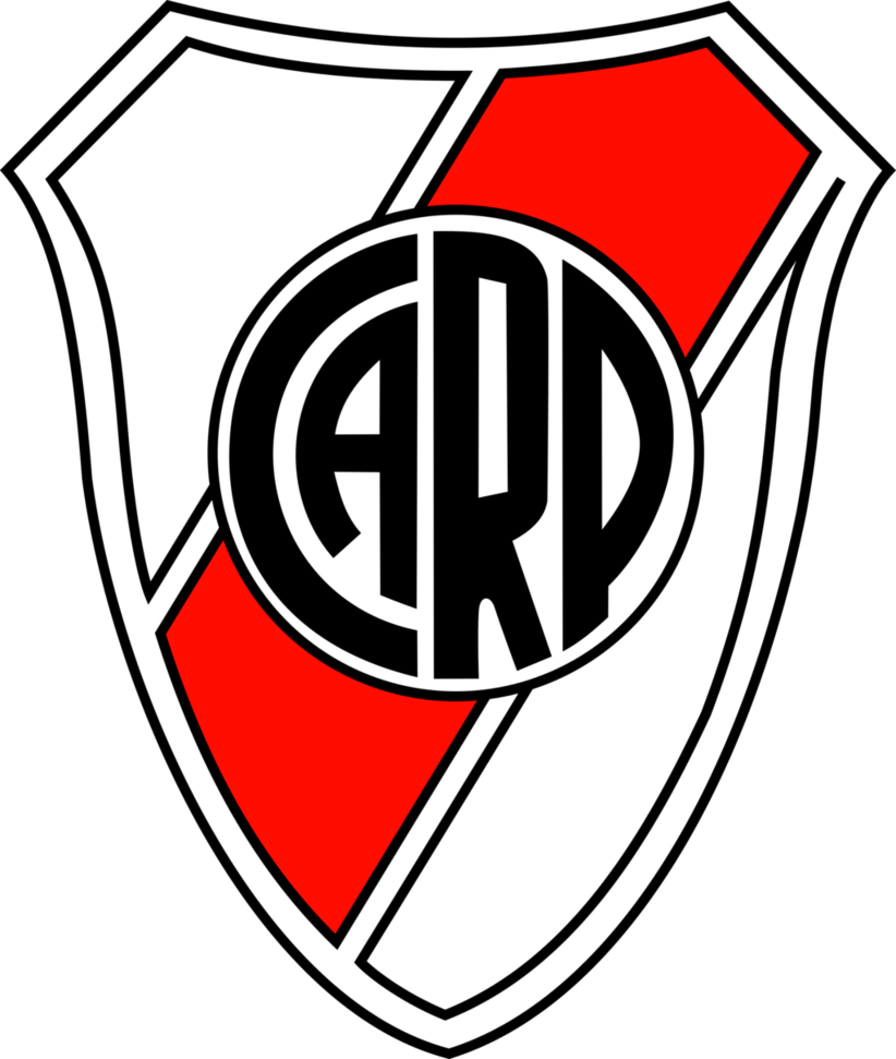 Escudo vector river plate. By tqm on deviantart