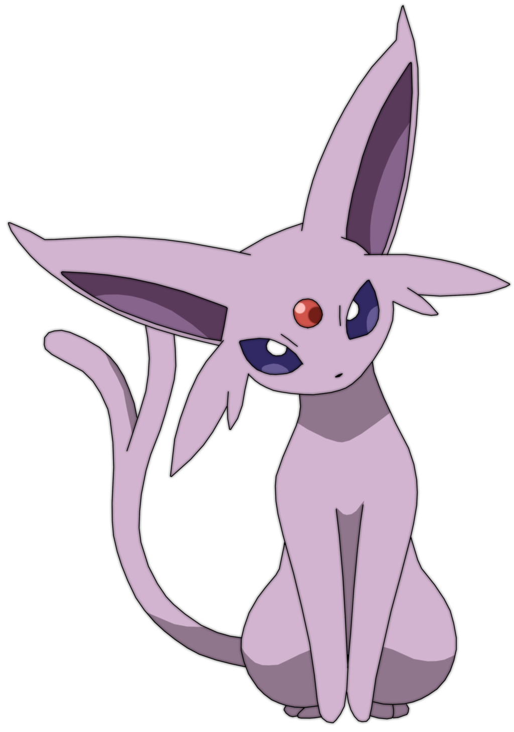 Image by uraharjourkdiayynrataichou d. Transparent espeon clipart freeuse download