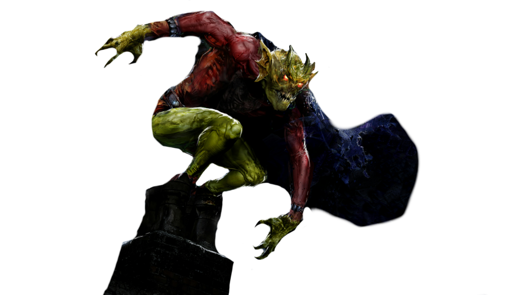 Etrigan the demon png. Transparent by asthonx on