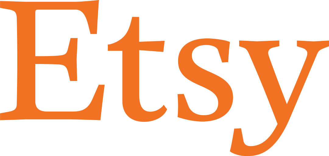 Etsy icon png. Logo transparent stickpng