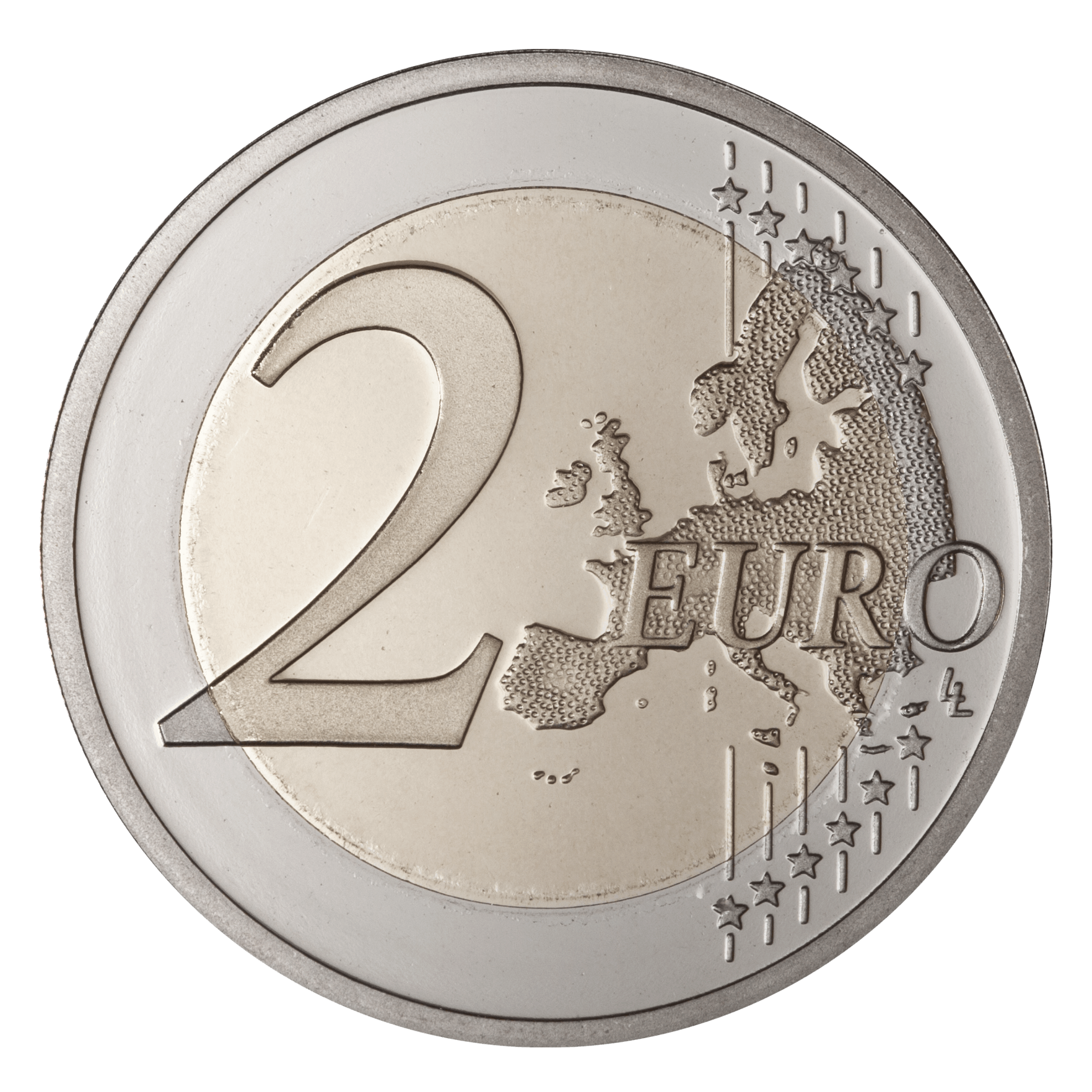 Euro coins png. Coin transparent stickpng
