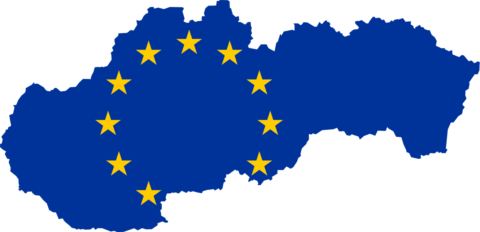 Europe clipart country europe. Slovakia member state of