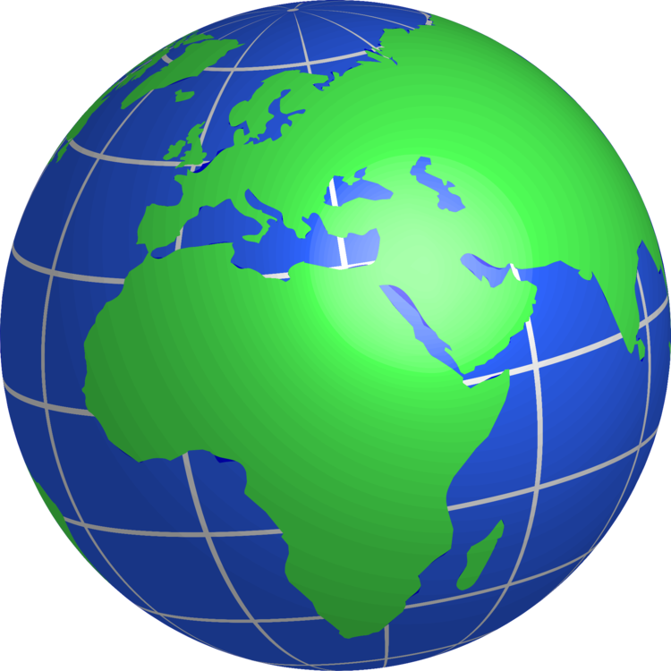 World clipart globe africa. Europe old earth free