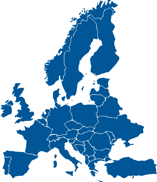 Europe map png. Transparent images pluspng small