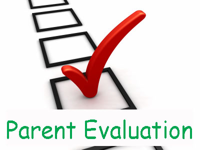 evaluation clipart
