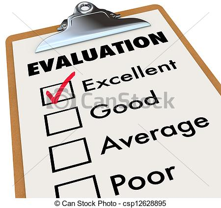 Evaluation clipart. Report card clipboard assessment banner library download