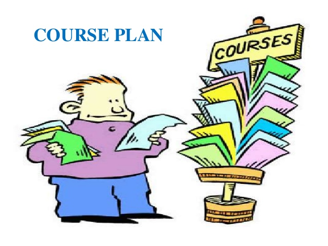 evaluation clipart course outline