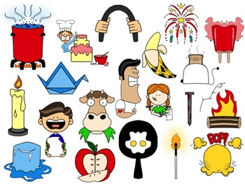 Physical clipart. Science clip art resources