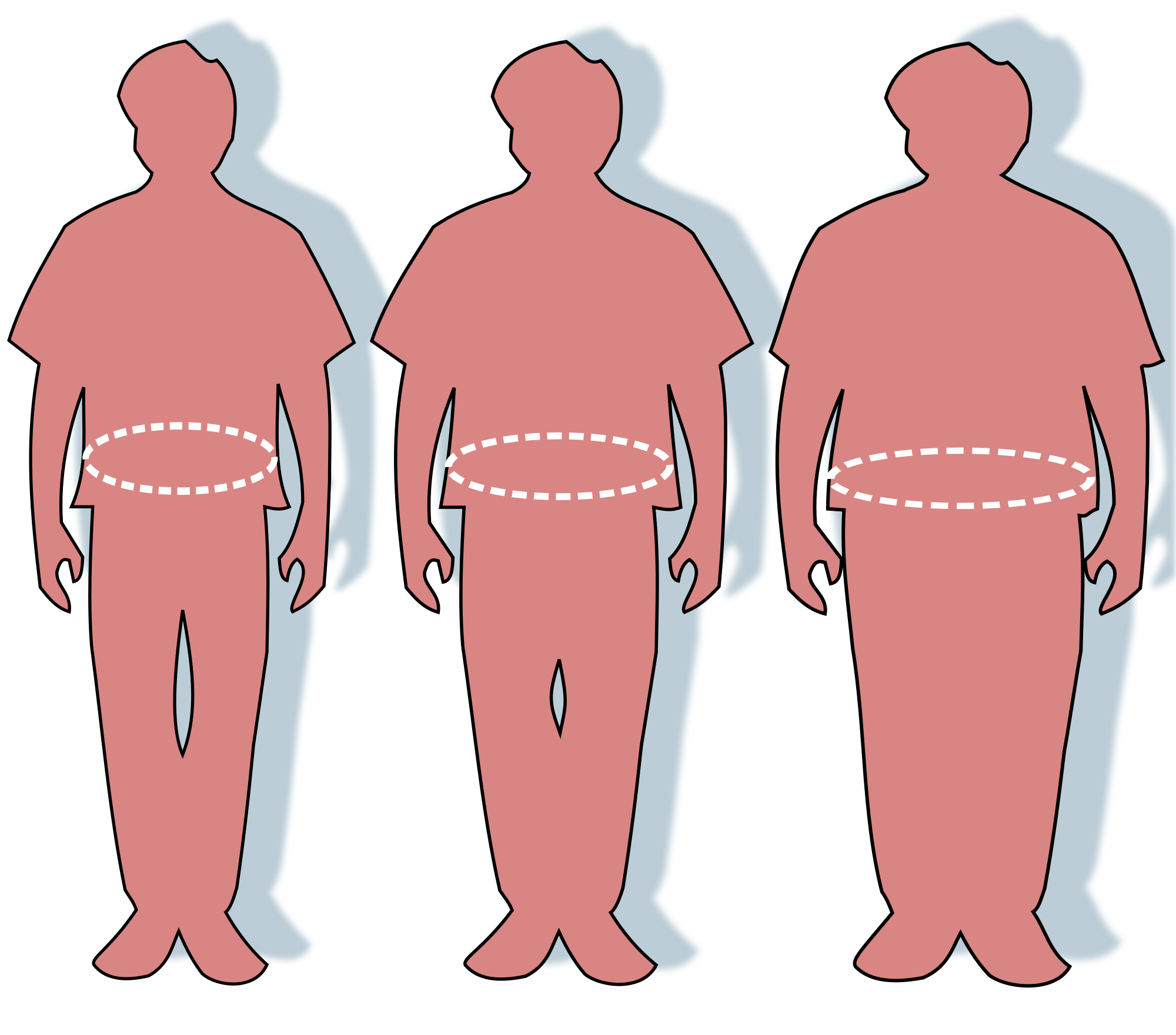 Pigs clipart overweight. Eve loss clip arts