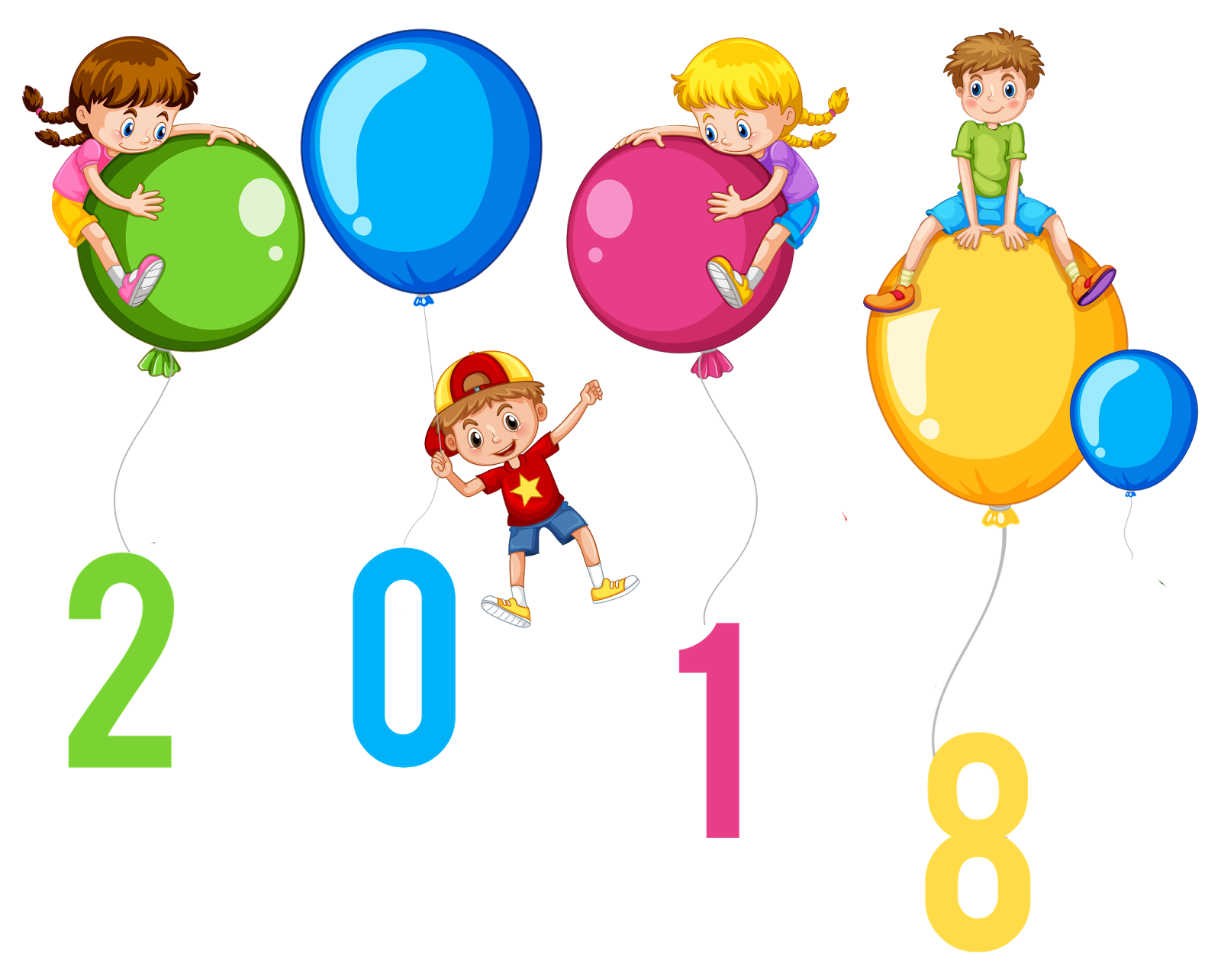 Years clipart cartoon. Eve new year party