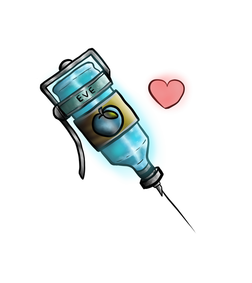 Icon by cross the. Eve drawing bioshock clipart transparent library