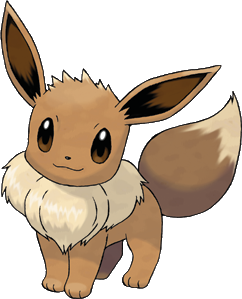 Evee drawing. How to draw eevee