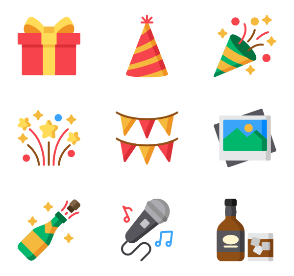 svg events icon