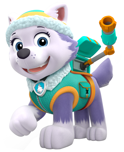 Everest paw patrol png. Image international entertainment file