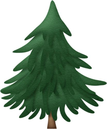 Pine clipart. Evergreen at getdrawings com