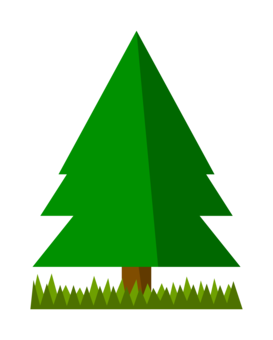 Fir tree norway pine. Evergreen clipart blue spruce jpg royalty free download