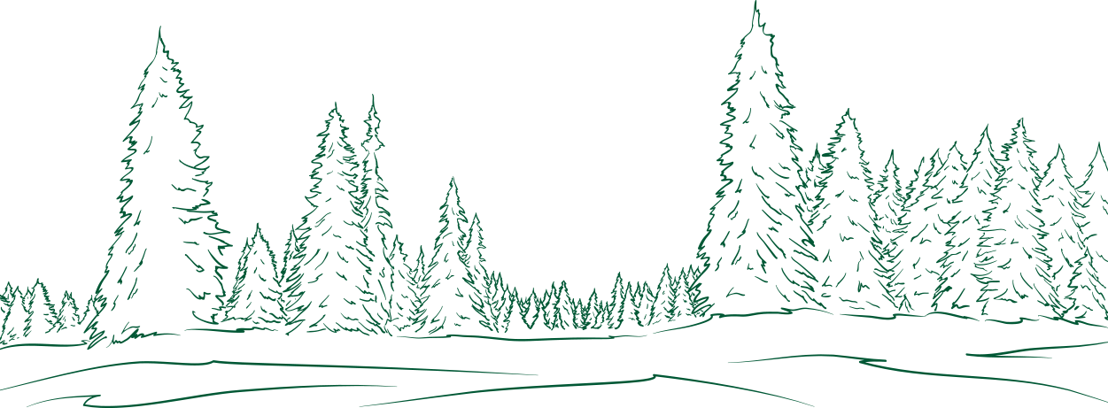 Okanogan country must see. Evergreen clipart snow capped image