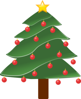 Winter christmas day fir. Evergreen clipart snow capped picture freeuse