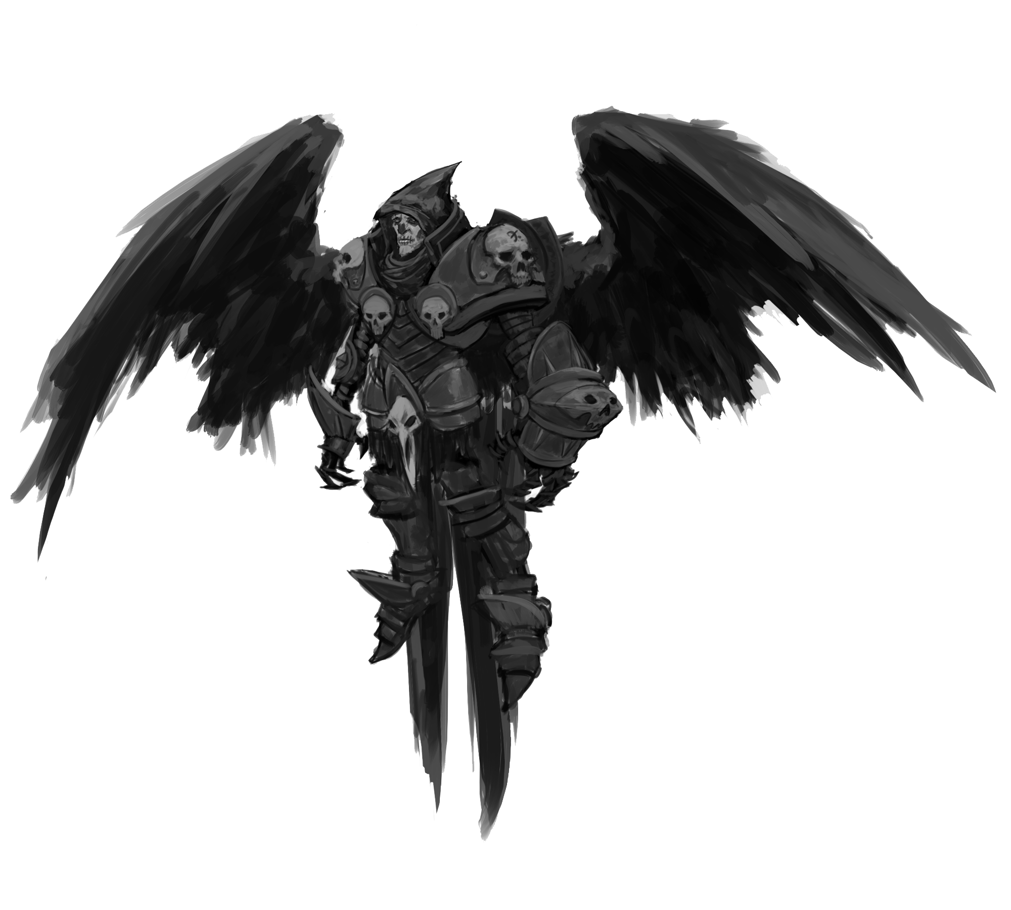 Evil angel png. Dark images what is