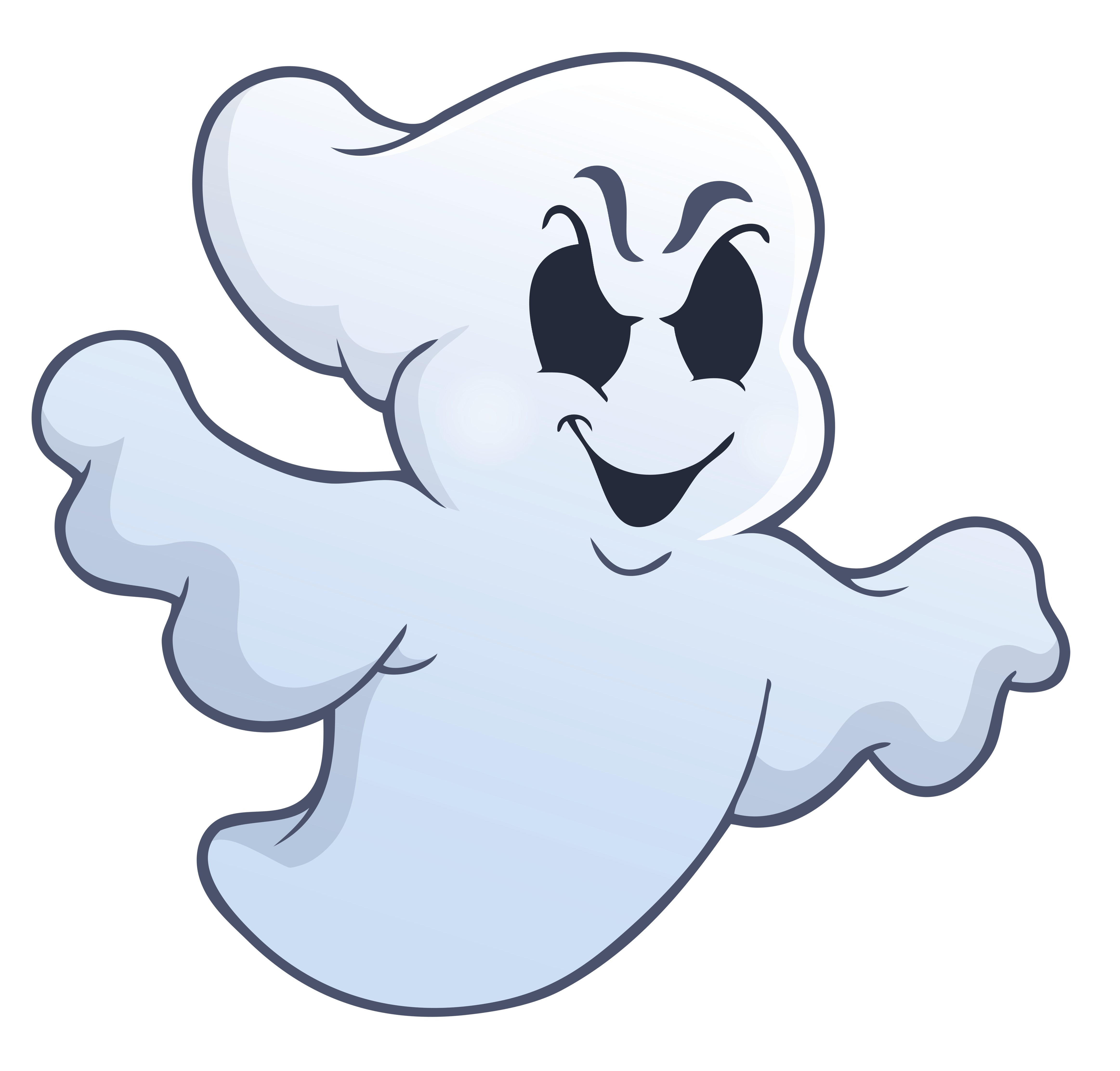Ghost cartoon png. Halloween evil picture gallery