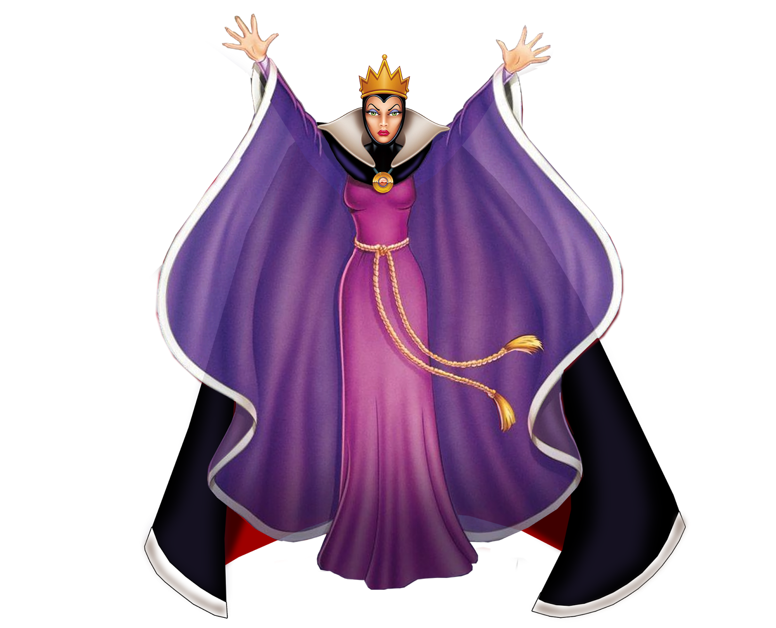 snow white witch png