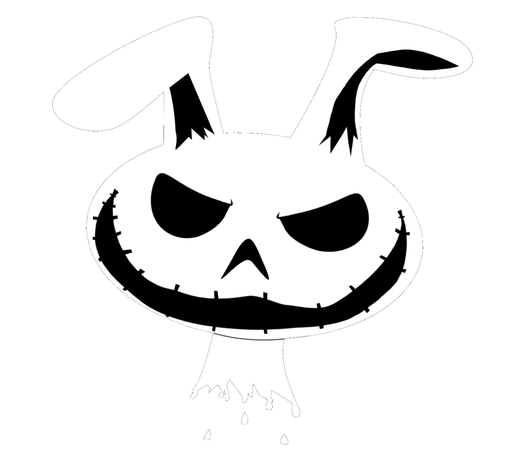 Evil rabbit png. Icon by slamiticon on