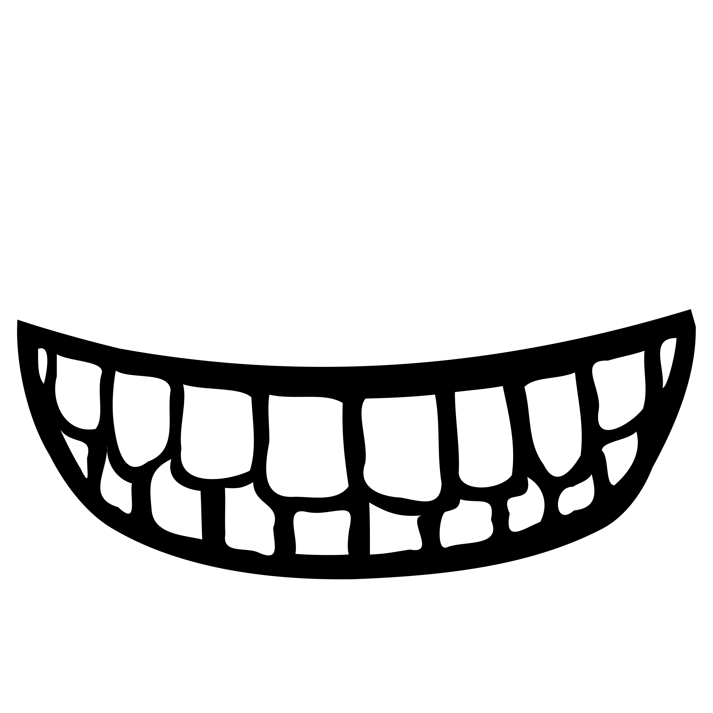Evil cartoon mouth png. With teeth icons free