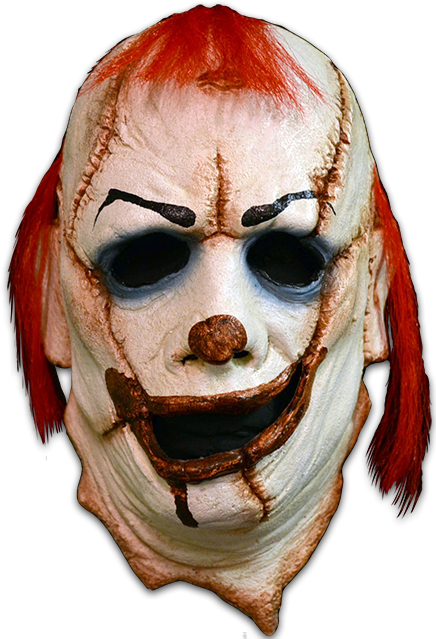 evil clown head png