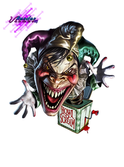 By vionas on deviantart. Evil clown png png freeuse