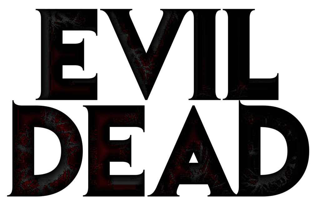 Evil dead png. Classic logo by roguevincent