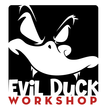 Evil duck png. Workshop custom models and