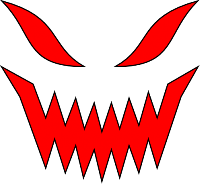 Download free png image. Evil transparent clipart royalty free