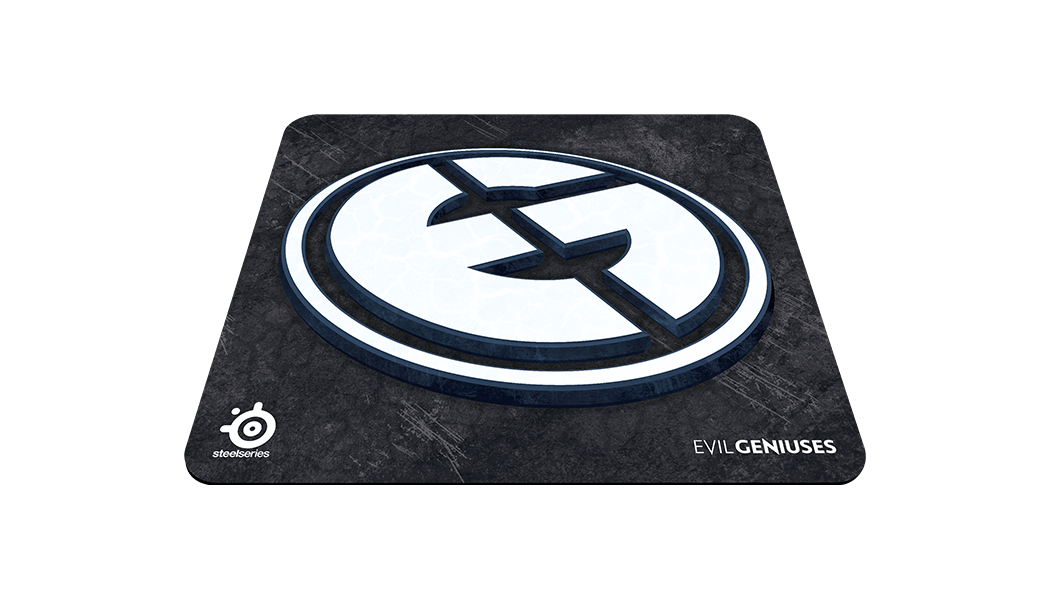 Evil geniuses png. Qck steelseries edition