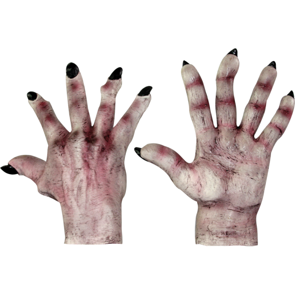 Evil hand png. Hands light ghoulish productions
