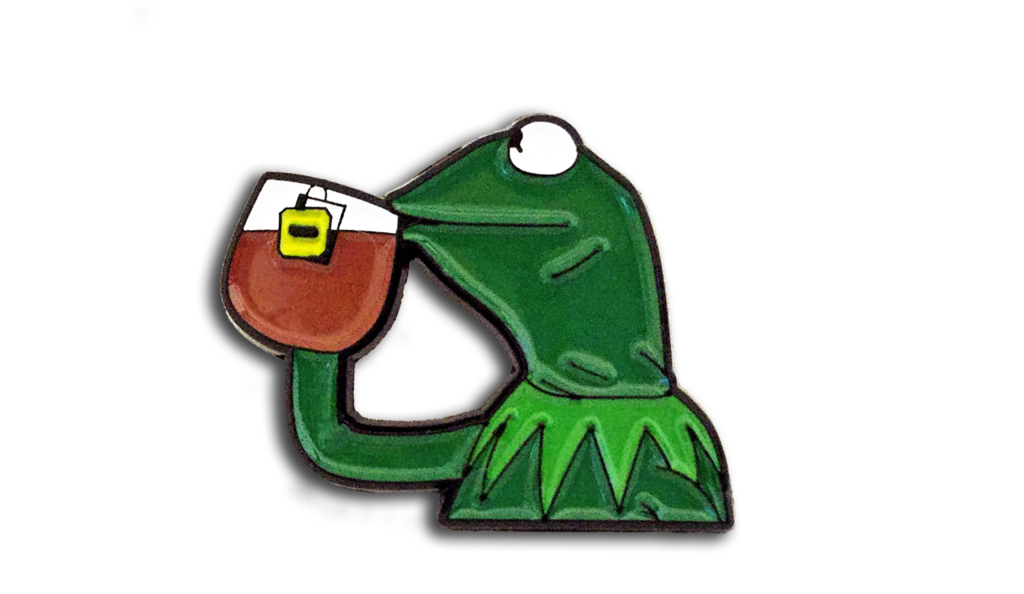 Evil kermit png. None of my business