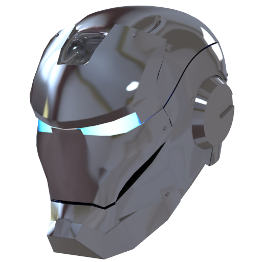 Evil man png. Devil helmet iron ironman