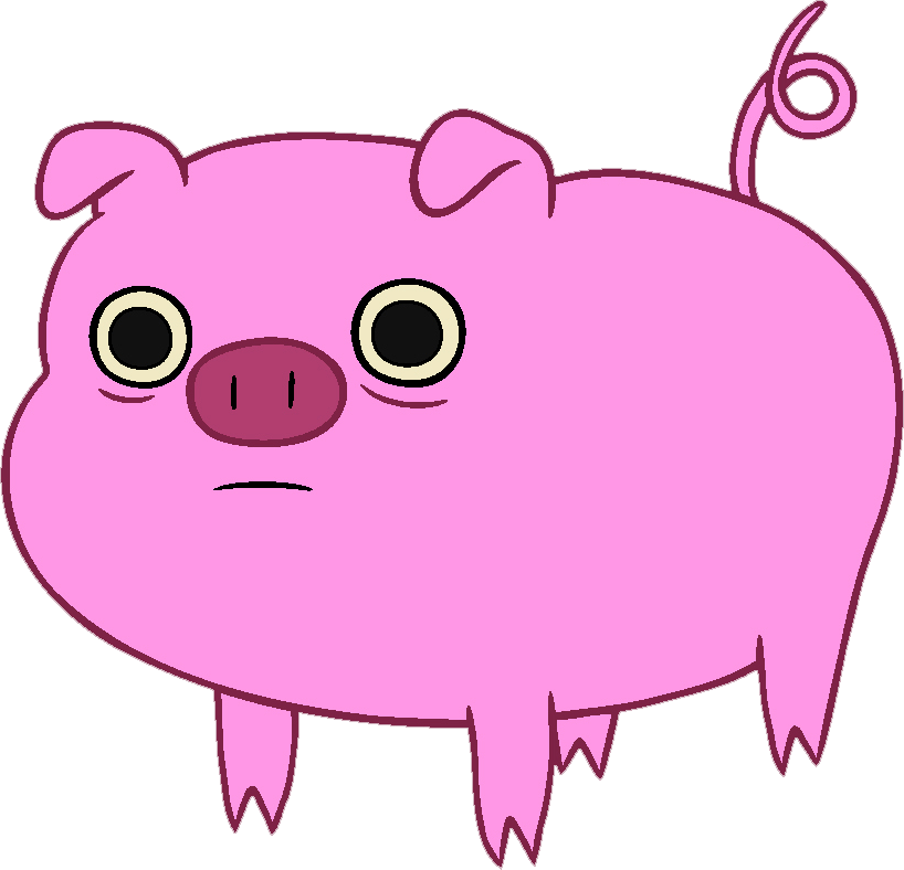 Mr adventure time wiki. Evil pig png picture transparent