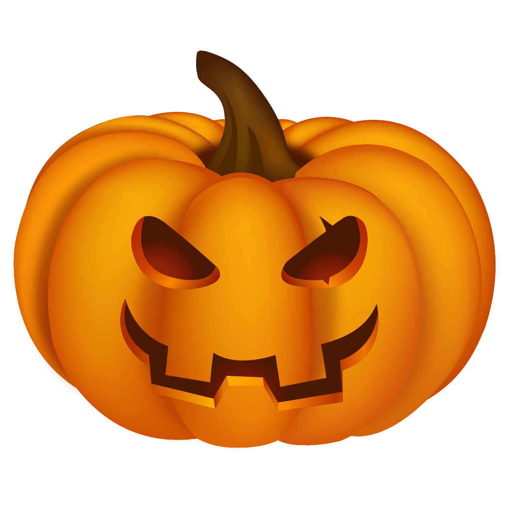 Free halloween vector ai. Evil pumpkin png picture library