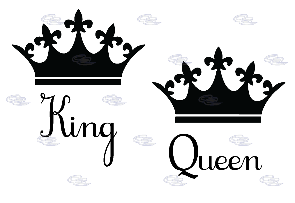 Crown clip mini. Queen silhouette at getdrawings